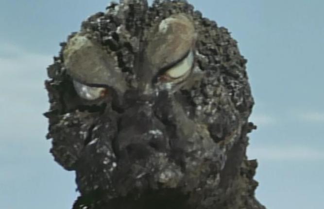 Godzilla 1967 Suit